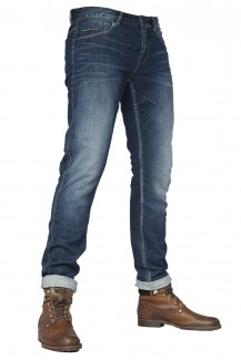 PME LEGEND Jeans Nightflight Slim Fit Stretch Modern Vintage Blue