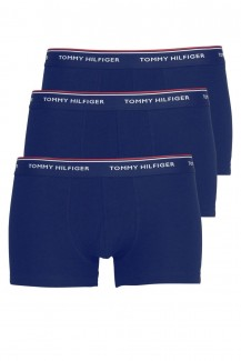 Tommy Hilfiger 3er Pack Premium Low Rise Trunk peacoat