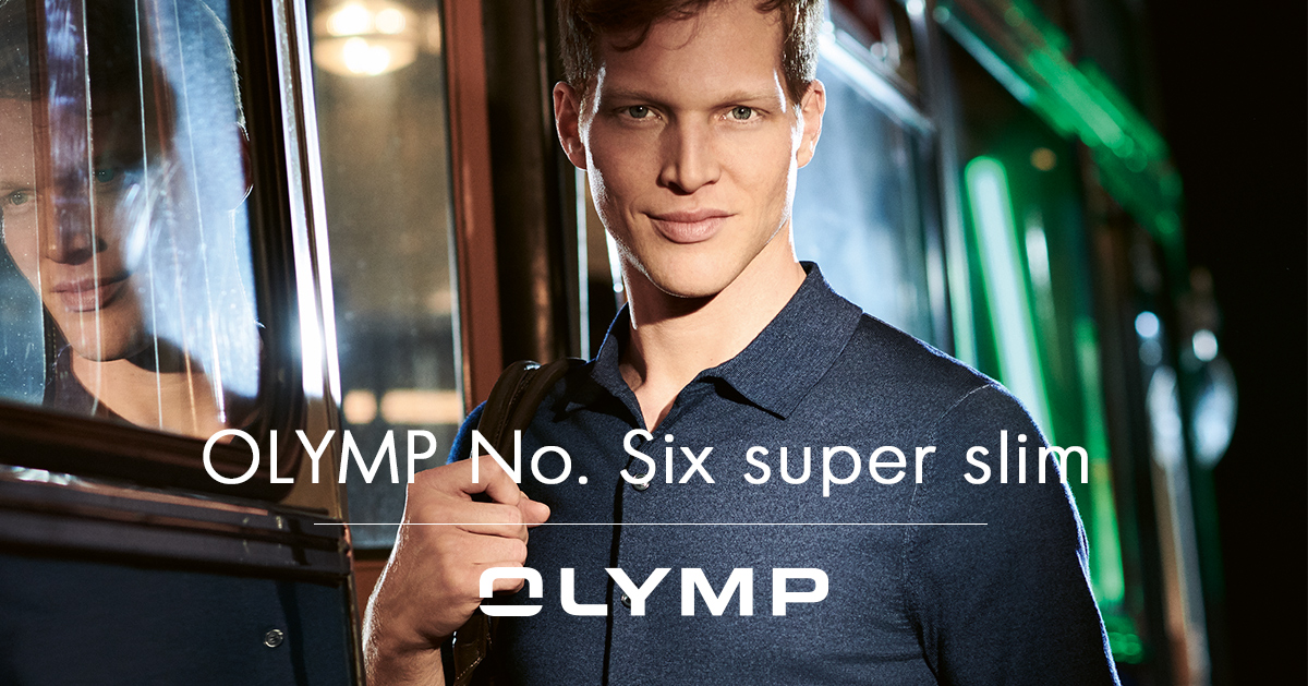 OLYMP No. Six super slim